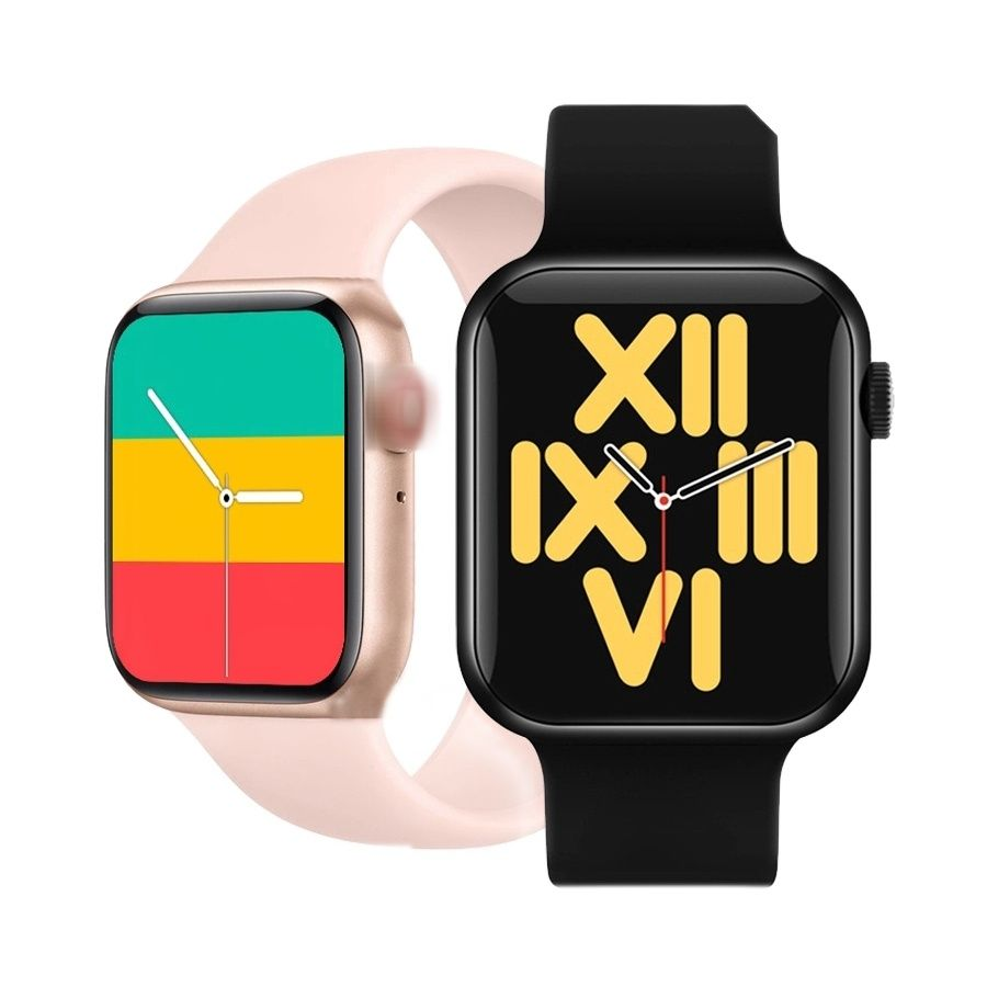 "Get 5pcs 2021 New IWO 13 MAX Smart Watch X16 1.75""HD 320*385 Bluetooth Calls Custom Wallpaper Heart Rate Monitor Sport Smartwatch"