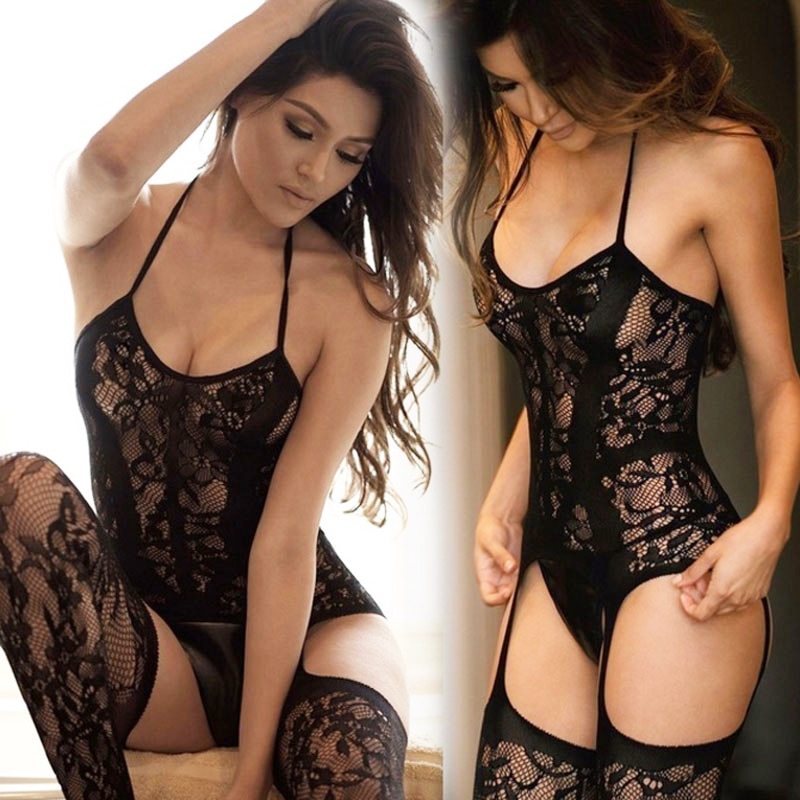 Erotic Lingerie Sexy Hot Babydoll For Women Underwear Porno Sleepwear Sexy Costumes Lenceria Erotica Mujer Plus Size Sex Clothes