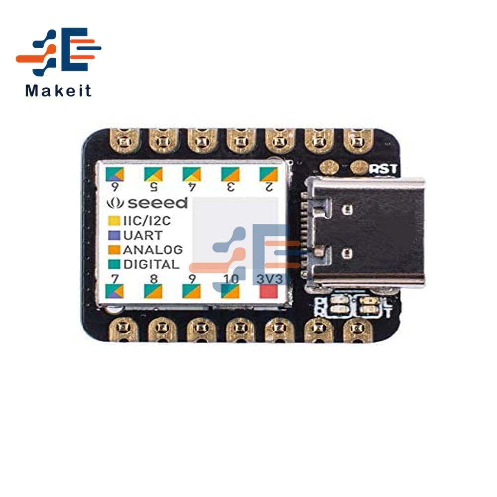 USB Type-c Nano SAMD21 48MHZ Cortex M0 XIAO 32 Bit Microcontroller Development Board Module for Arduino IoT Smart Watch