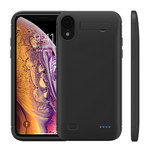 Battery Case Smart Phone 6200mah Battery Charger Case for Iphone X XS External Power Bank Battery Case for Iphone XR XS Max Case