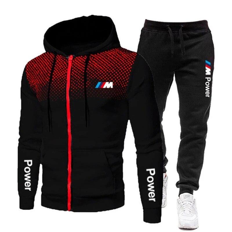 Новинка 2021, Мужская модная толстовка, спортивная одежда, мужская повседневная спортивная одежда для бега, мужской спортивный костюм для бег...