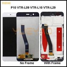 5.1 Originele Lcd Voor Huawei P10 Display Touch Screen Vervangen Voor Huawei P10 Display Lcd VTR-L09 VTR-L10 VTR-L29 Display screen