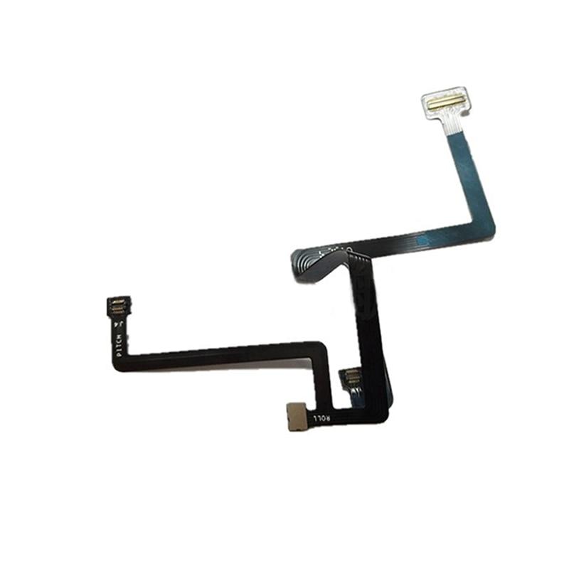 Hubsan zino pro + mais rc drone peças hy010c unidade fpc sinal flex cabo plano cardan câmera fita fio