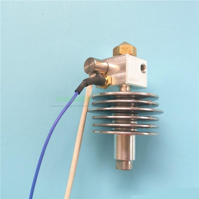 طقم تجميع طارد ومكرر, مع سخان خرطوشة + أجزاء طابعة ثلاثية الأبعاد حرارية