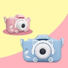 Children Kids Camera Mini Educational Sport Toys Digital Camera 1080P Projection Video Recorder F