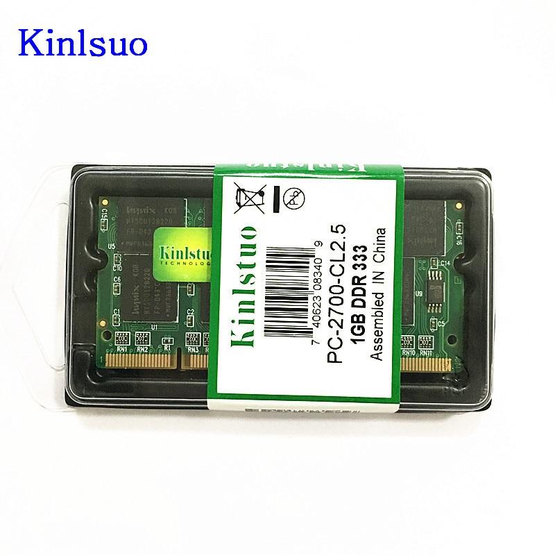 Portátil de Memoria Ram SO-DIMM PC2700/3200/2100 DDR 333 / 266/400 MHz 200PIN...