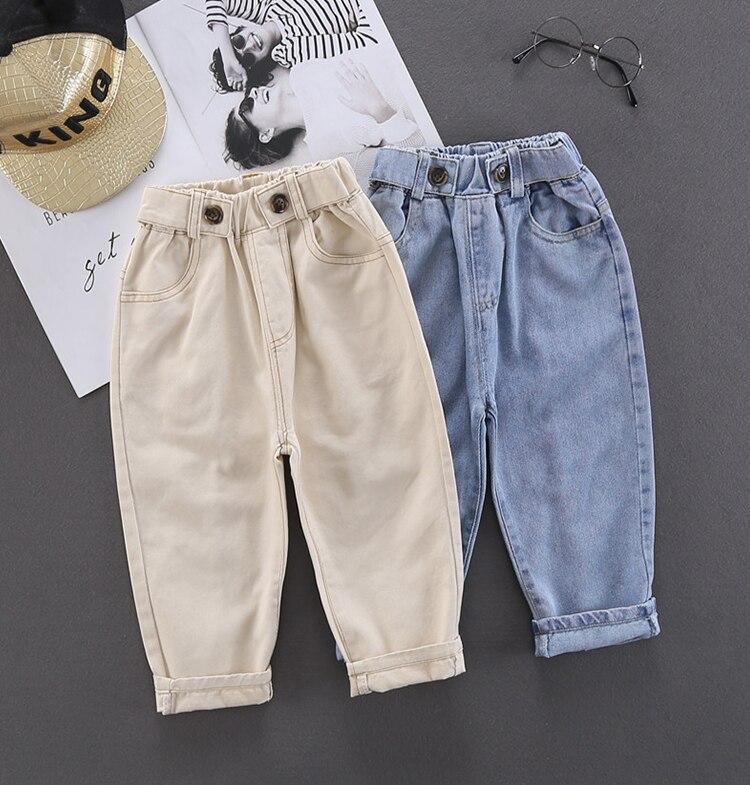 Джинсовые брюки для мальчиков, на возраст 2 6 лет Джинсы    АлиЭкспресс