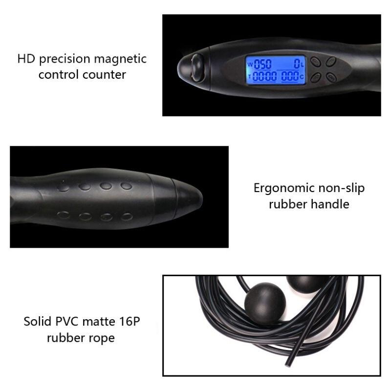 Nteligente-taladro eléctrico digital para adulto, dispositivo de ejercicio para fitness en interiores,...