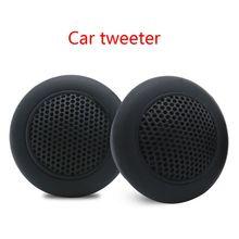 2pcs 89db TS-T120 Car Speaker Vehicle Door Auto Audio Music Stereo Treble Car Audio Horns Vehicle Tweeter