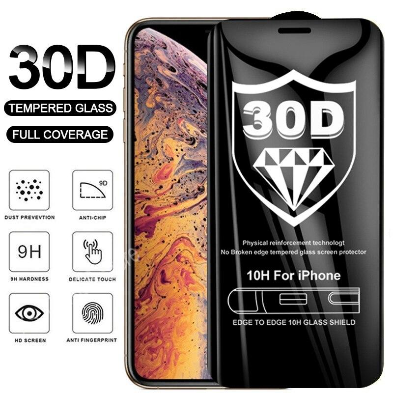 vetro-protettivo-30d-full-cover-per-iphone-x-xr-11-12-pro-max-vetro-temperato-su-iphone-7-8-se-2020-protezione-dello-schermo-bordo-curvo