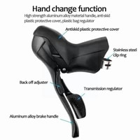 bicycle transmission shifting fingers road bike shifter cable lever groupset shift brake brake speed wires derailleur u5a1