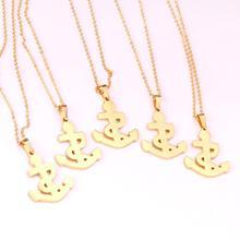 Luxkisskids Unique hommes flèche pendentifs colliers pour femmes fille hommes or tour de cou lien chaîne pendentif collier-214101