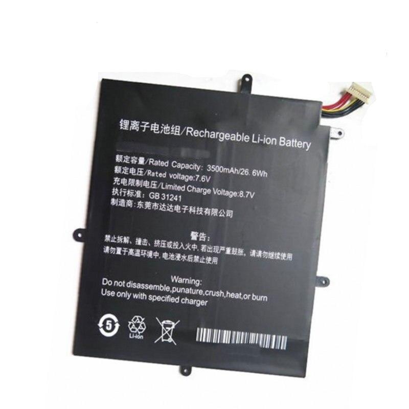 original 15 2v 76wh original battery for tdw5p series laptop Stonering 7.6V 3500mAh  Original Laptop Battery NV-2778130-2S for Jumper Ezbook X1 Laptop