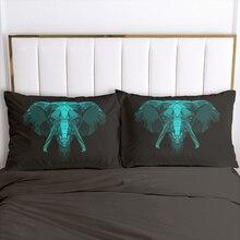 Customize 3D 2PCS Pillow Cases Decoration Throw Pillow Cover Bedding PillowCase 60x70 50x75 Home textile Bohemia Drop Ship