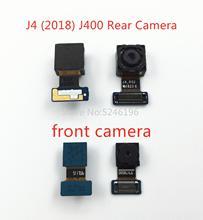 Pour Samsung Galaxy J4 (2018)/J400 J400M J400G J400F arrière grande caméra arrière Module de caméra avant câble flexible pièces de rechange