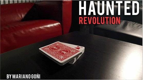Haunted Revolution by Mariano Goni - Magic Tricks недорого