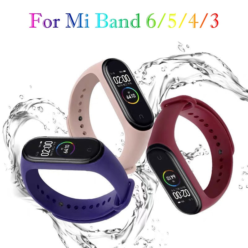 silicone-watch-band-for-xiaomi-mi-band-4-5-6-mi-band6-bracelet-for-miband-5-wristband-for-mi-band4-smart-watch-replacement-strap