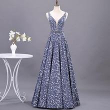9647# Sleeveless A-Line Backless Floor Length Satin Backless Bridesmaid Dress Evening Dress for Ladi