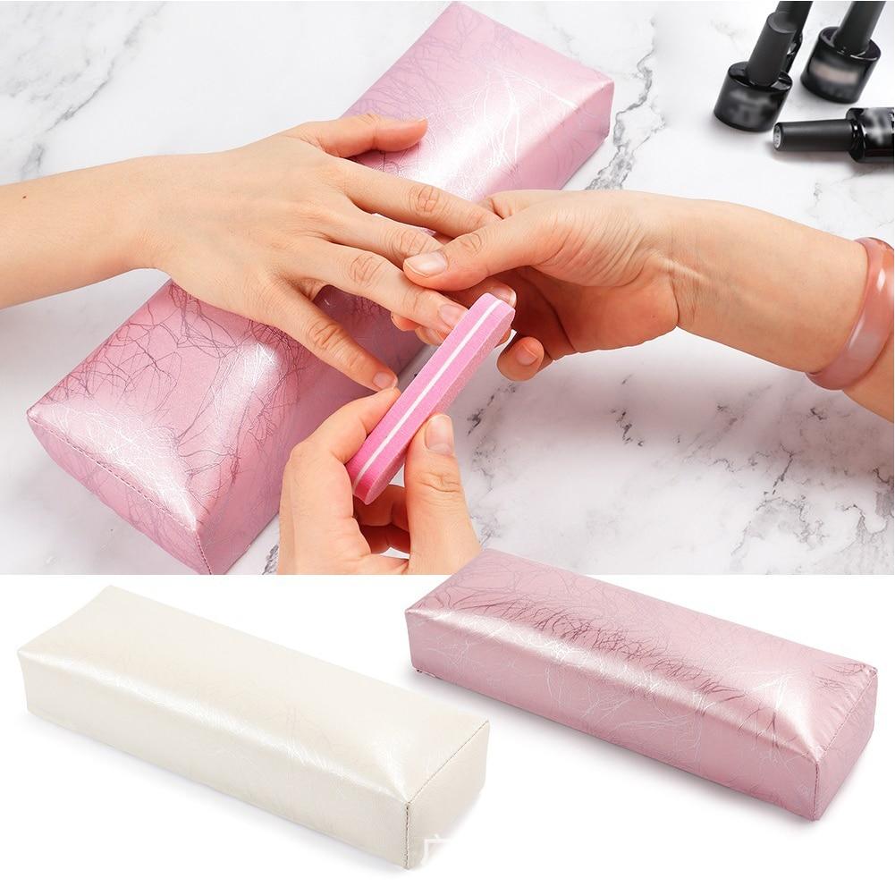 arte do prego coxim do prego almofada do prego travesseiro manicure mao travesseiro