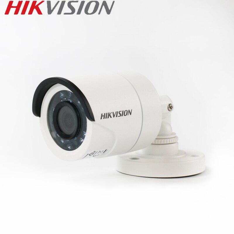 HIKVISION DS-2CE16D0T-IRF Turbo HD 1080P HD IR cámara de seguridad conmutable TVI/AHD/CVI/CVB IP66 impermeable