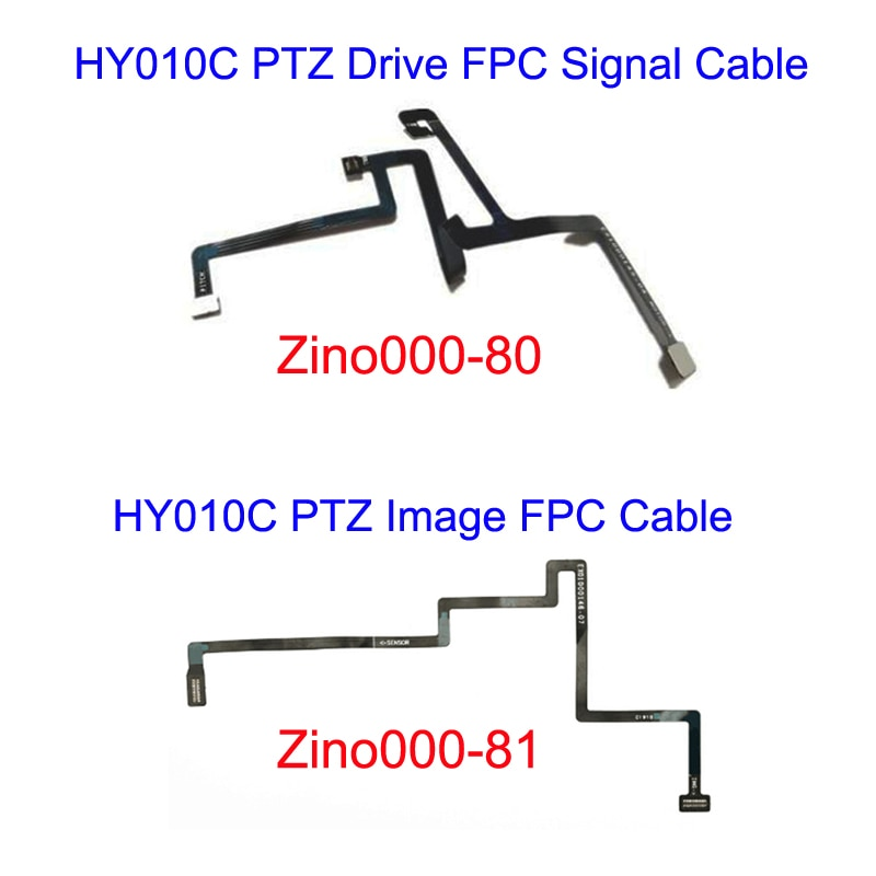 Hubsan Zino H117S RC Drone Quadcopter Spare Parts ZINO000-80 HY010C PTZ Drive FPC Signal Cable / ZIN