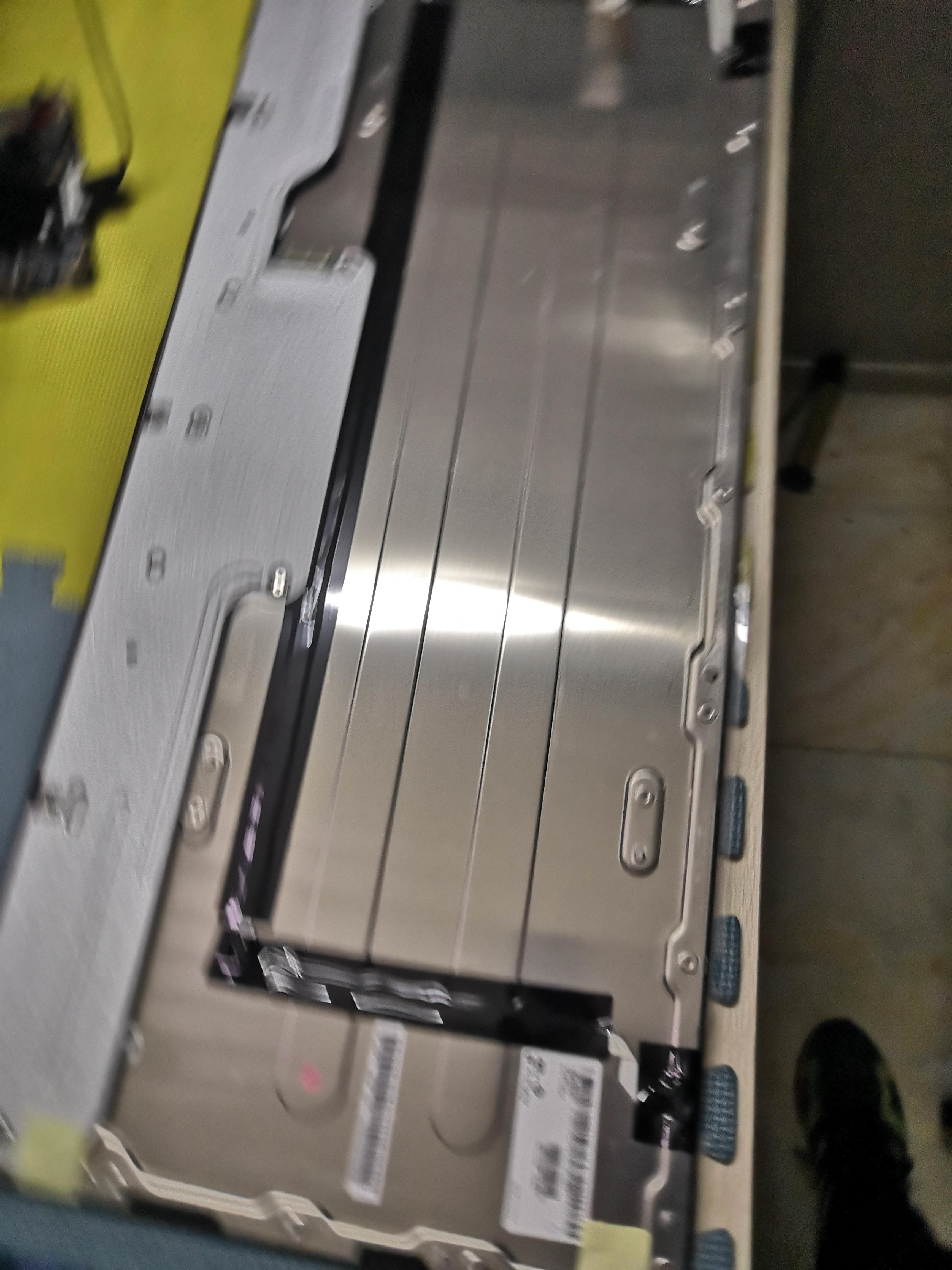 Novo original lm340rw1 ssa1 ss a1 34-inch 5k hd quatro-face estreita moldura 10bit ips tela lcd para 34wk95u display
