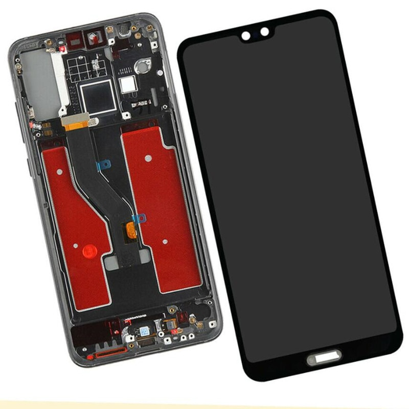 AAA+++ For Huawei P20 Pro Replacement LCD Touch Screen Digitizer P20Pro P20PLus Lcd With Frame Black Ori enlarge