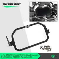 for bmw r1250gs r 1250 1200 gs adventure r1200gs lc adv meter frame cover tft theft protection screen protector instrument guard
