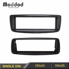 1 Din Radio Fascia for Citroen C1 Toyota Aygo Peugeot 107 DVD Stereo Panel Dash Mount Installation Trim Kit Frame Plate