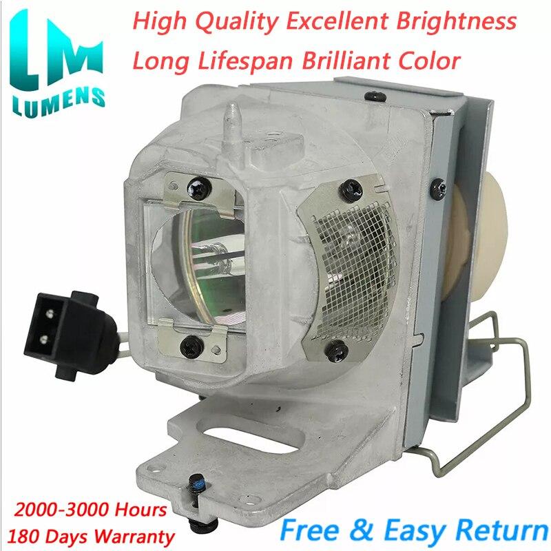 استبدال العارض مصباح BL-FP240G ل Optoma EH334 ، EH336 ، WU334 ، WU336 ، HD143X ، و HD27E أجهزة العرض مع السكن