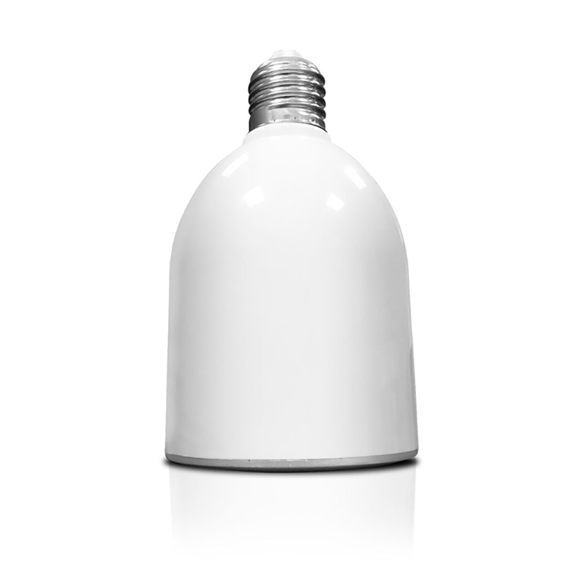 E27 Bluetooth Quran Speaker Remote Control LED Light Bulb Support FM Radio