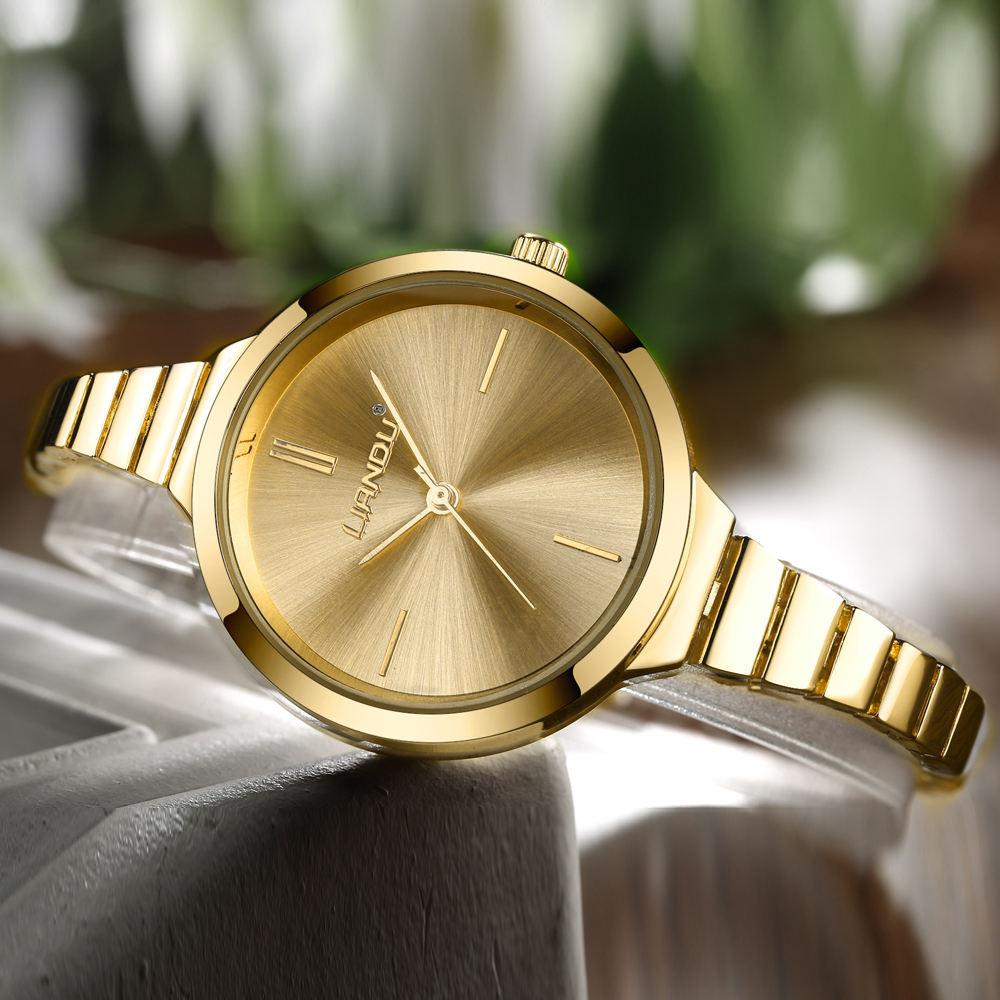 3PCS/Set Women's Watches Rose Gold Quartz Ladies New Luxury Wrist Watch Felogio Feminino Clock For Women Milanese Zegarek Damski enlarge