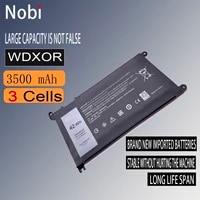 42wh wdx0r wdxor 3crh3 laptop battery for dell latitude 3180 3190 inspiron 17 5770 15 5575 vostro 14 5481