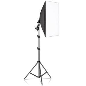 Софтбокс для фотосъемки, светильник, наборы 50x70 см, профессиональный непрерывный светильник, мягкая коробка для фотостудии