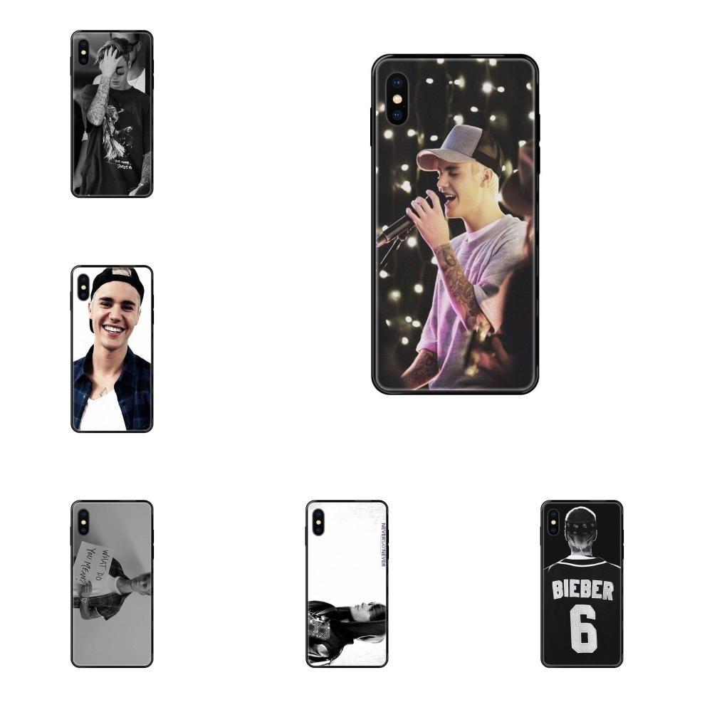 Soft Original Justin Bieber For Huawei Honor Play V10 View Mate 10 20 20X 30 Lite Pro Y3 Y5 Y9 Nova