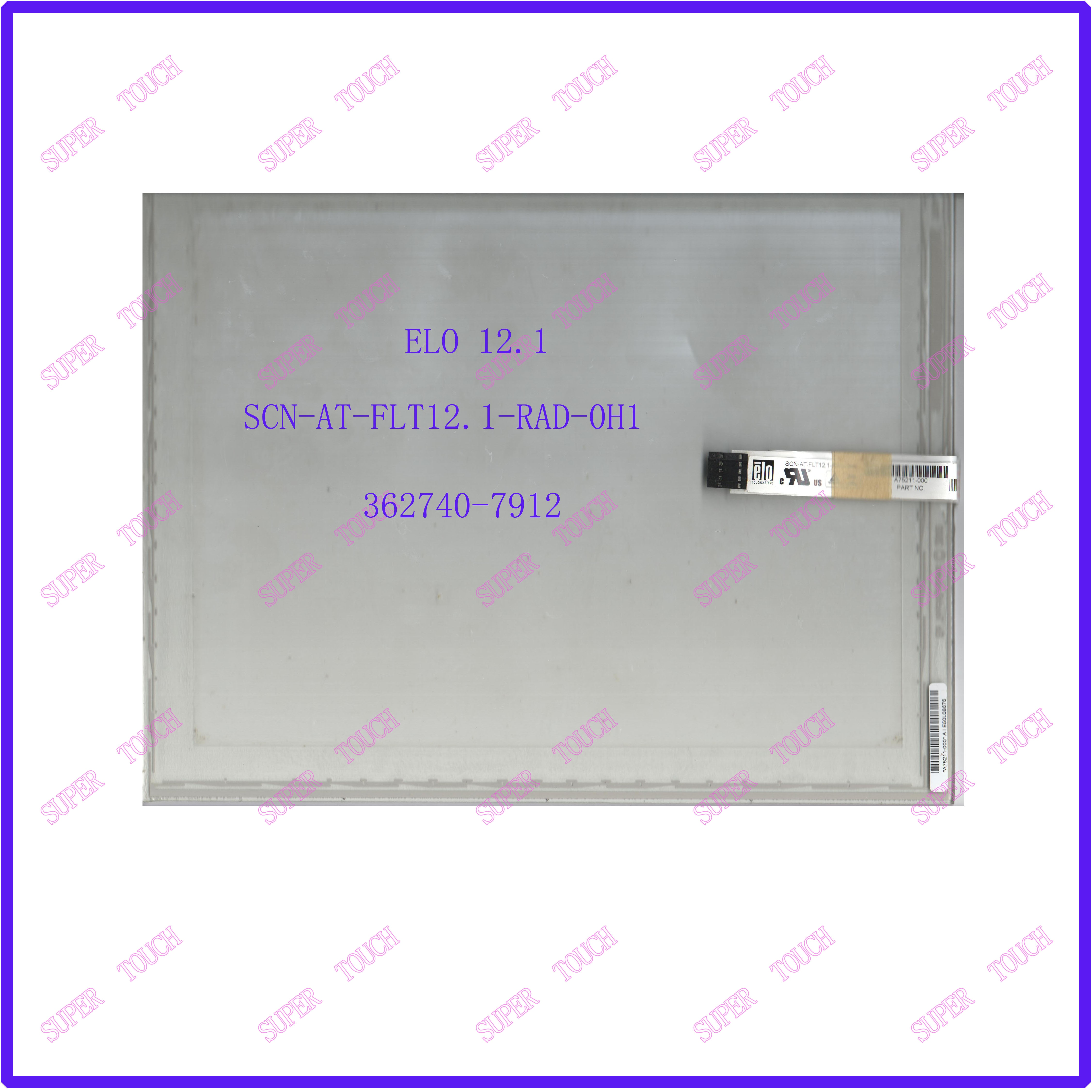 Original nuevo ELO 10,4 pantalla táctil Taiwán original cinco cables industrial control pantalla SCN-A5-FLT10.4-004-0H1