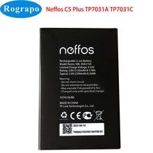 NEW Original 2200mAh NBL-40A2150 NBL-40B2150 Replacement Battery For TP-LINK NEFFOS C5 PLUS TP7031A