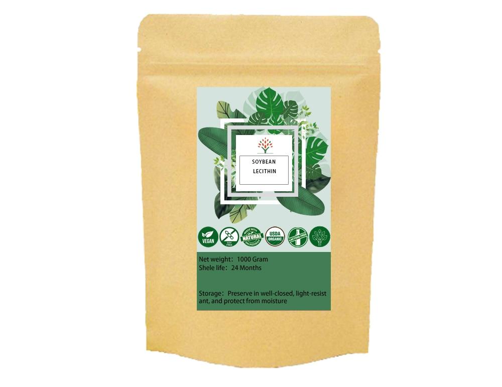 Soybean lecithin /Organic Soy Lecithin powder Soya Lecithin