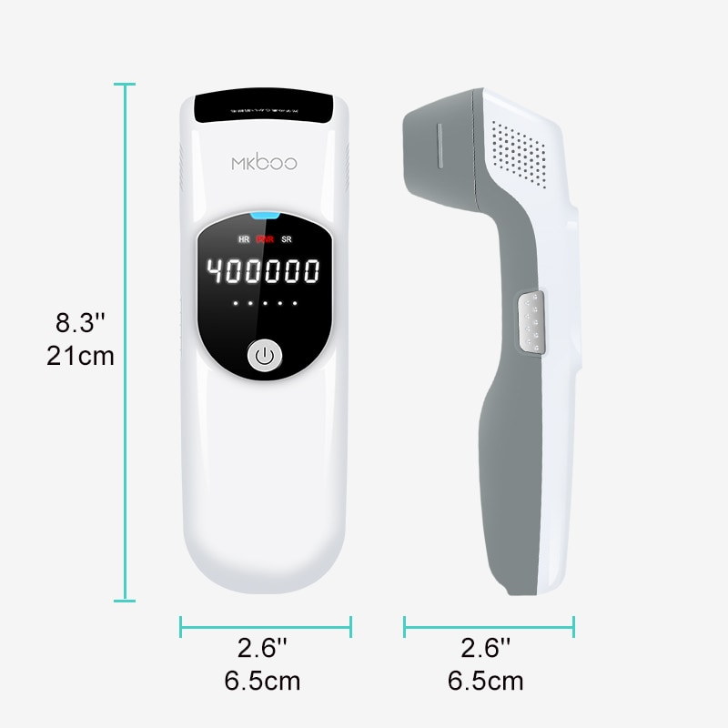 IPL Laser Epilator Professional Face Body Hair Removal Machine Home Use Devices Beauty Appliances Electric Remover for Women enlarge