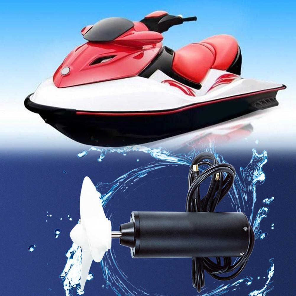 Skateboards Motorboat IP68 Waterproof motor Brushless Motor  Motor 100KV 6000W for skateboards model airplanes submersibles