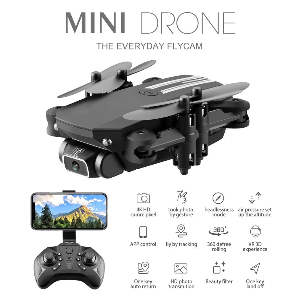 Mini RC Drone w/ 4K 1080P HD Camera WiFi FPV UAV Aerial...