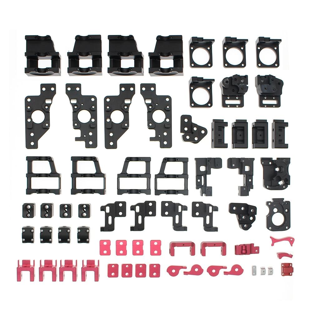 Pre sale FYSETC Voron 2.4 3D printer upgrade aluminum alloy frame printed parts kit CNC machined metal full parts
