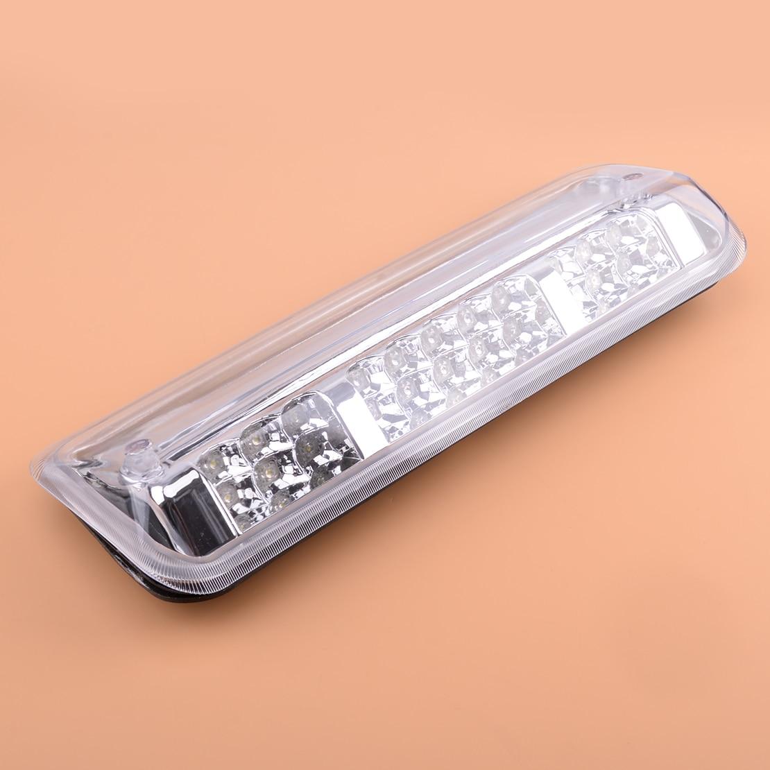 7L3Z13A613B FO2890103 Luz de carga trasera de 3 ° freno LED transparente para Ford F150 Explorer Lobo Lincoln Mark