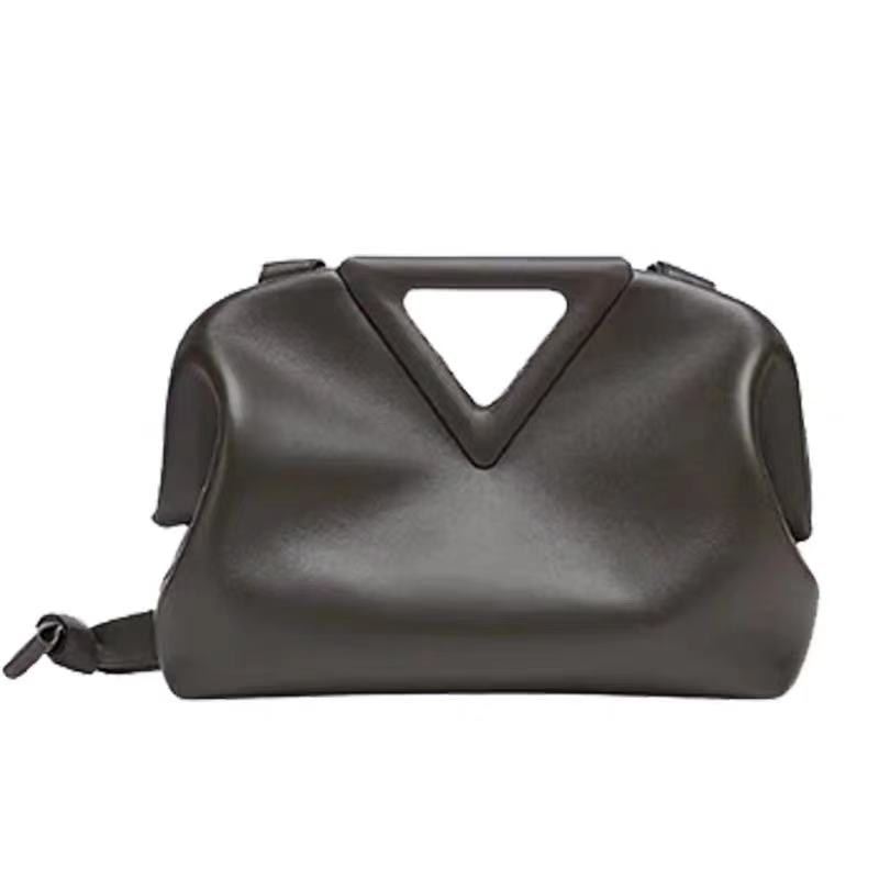 حقيبة كتف جلدية حقيقية للنساء 2021 حقيبة يد فاخرة جديدة مصمم حقائب ساعي مموهة سعة كبيرة حقيبة اليد