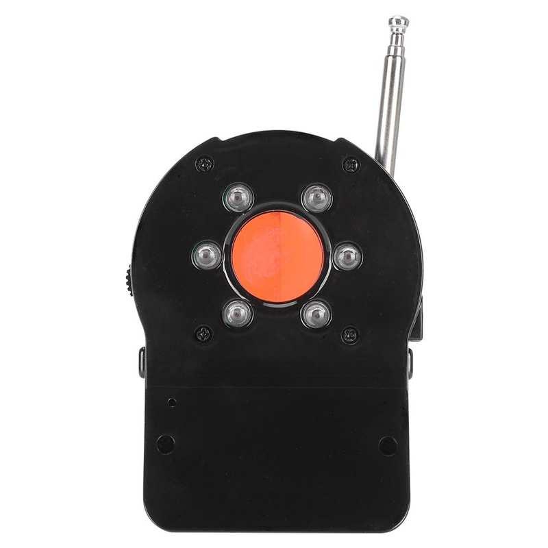 Camera Find Scanner GPS GSM WIFI G4 Radio Frequency Tracking Device Camera Find Detector Lens Scanner 100-240V enlarge