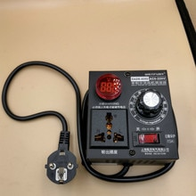 Ue 4000w silicium haute puissance contrôleur électronique régulateur ventilateurs machines électriques ajuster vitesse contrôleur orgue 220V
