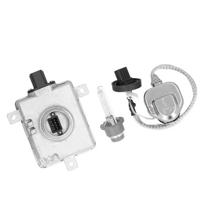 35W Xenon Ballast W3T13071 with Wire High Voltage Head Bulb Set Fit for Acura CSX / TSX / ILX / MDX