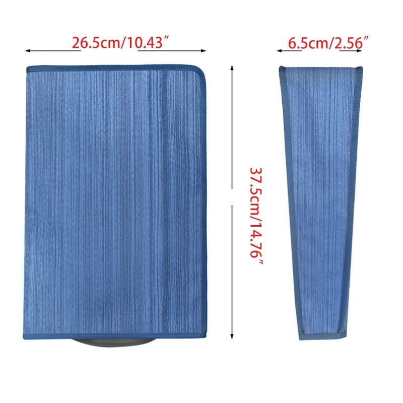 Host DustProof Cover Skin Soft Protector Sleeve for PS5 Play-station 5 Optical Drive and Digital Version Console N1HD