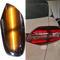 fit for ford everest 2015 2019 led tail lamp led drl dynamic signal brake reverse taillight