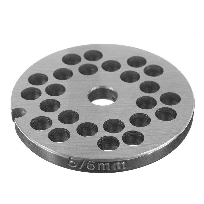 Отверстие 3/4, 5/6/12 мм для мясорубки типа 5 на выбор, диск для мясорубки из нержавеющей стали